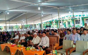 Harlah Yayasan Gondang ke-52, Diadakan Maulid Nabi Muhammad dan Berbagai Acara