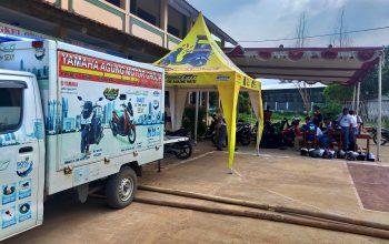 Service Kunjungan Yamaha di SMK Gondang