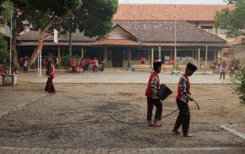 Bersih Sehat, Karakter Pendidikan Yayasan Gondang